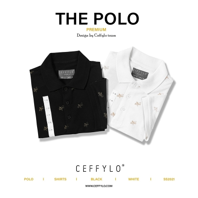 Polo HT ong in tràn Ceffylo