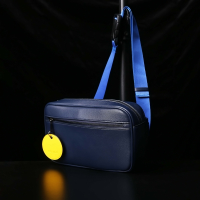 Polido mixed color bag